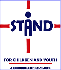 STAND training logo