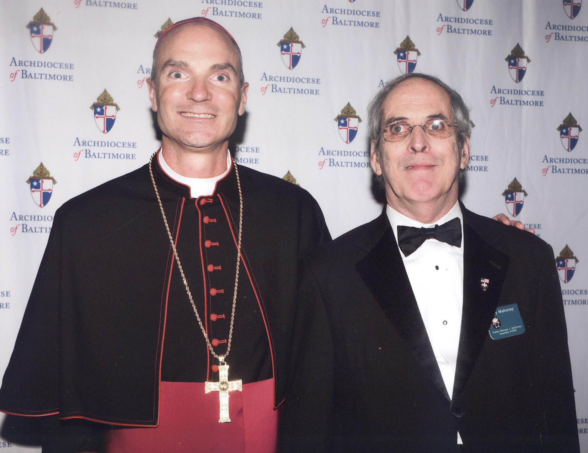 Ordination of Bishop Parker with Tery Mahoney